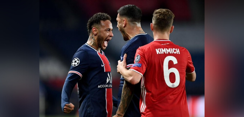 PSG Knockout Defending Champions Bayern Munich in ...